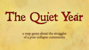 The Quiet Year logo